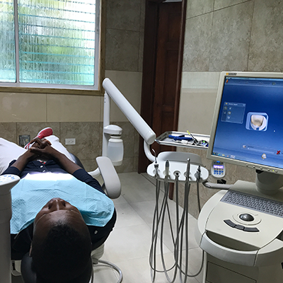 Bringing Important Dental Care to a Community in Need