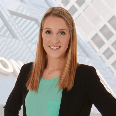 3 Questions with Taryn Schawillie, Vice President of Sales, Bank Support Division