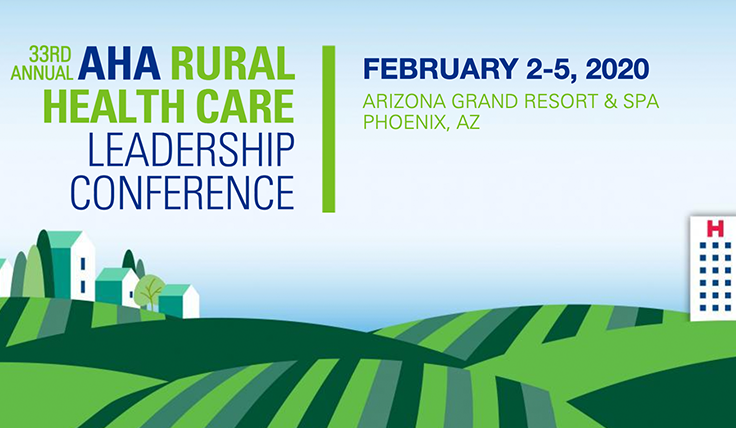 AHA Rural Health Care Leadership Conference
