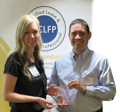 CLFP Award of Excellence