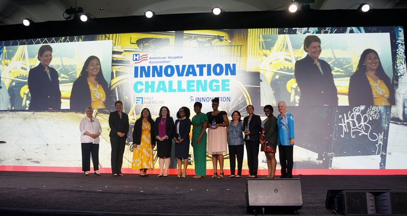 2019 Innovation Challenge Winners